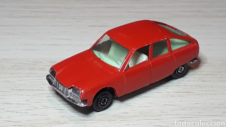 Coches a escala: Citroën GS, metal esc. aprox. 1/64, Guisval Ibi Spain, Campeón, años 70. - Foto 2 - 197865571
