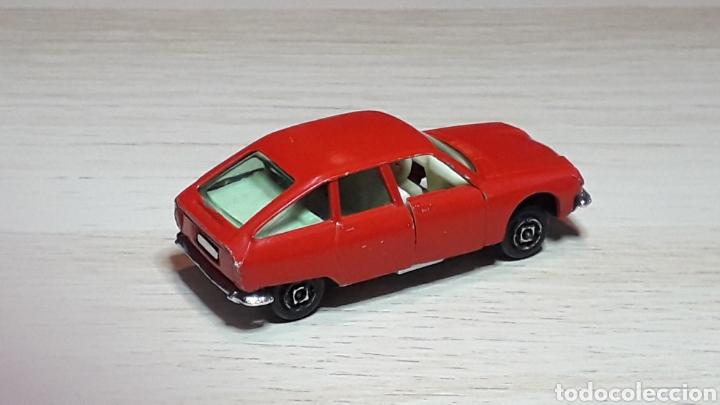 Coches a escala: Citroën GS, metal esc. aprox. 1/64, Guisval Ibi Spain, Campeón, años 70. - Foto 4 - 197865571
