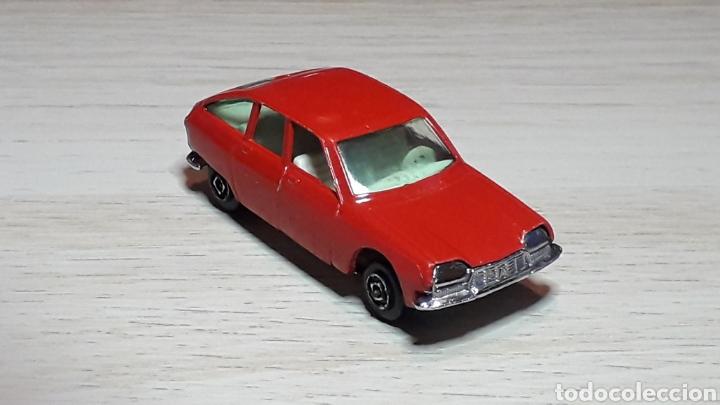 Coches a escala: Citroën GS, metal esc. aprox. 1/64, Guisval Ibi Spain, Campeón, años 70. - Foto 5 - 197865571