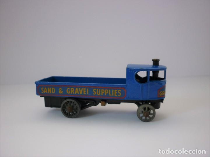 Coches a escala: Moko Matchbox Lesney Yesteryear Nº Y 4 - 1 Sentinel Steam Wagon 1928 Vagon Vapor Sentinel. Año 1956. - Foto 2 - 198326521