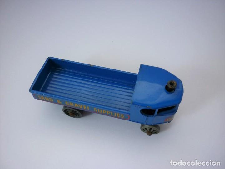 Coches a escala: Moko Matchbox Lesney Yesteryear Nº Y 4 - 1 Sentinel Steam Wagon 1928 Vagon Vapor Sentinel. Año 1956. - Foto 3 - 198326521