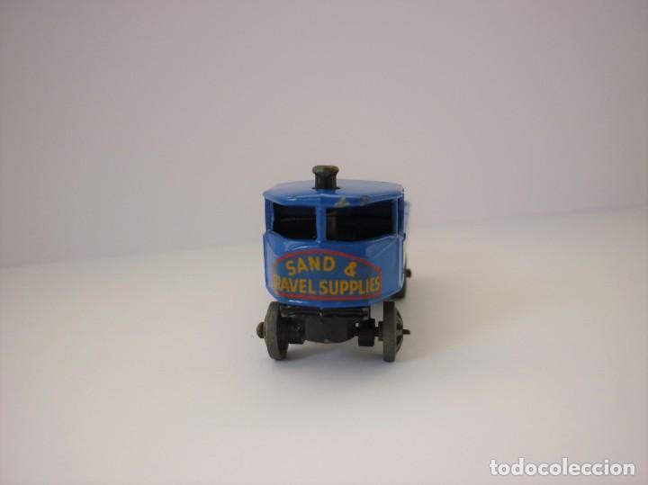 Coches a escala: Moko Matchbox Lesney Yesteryear Nº Y 4 - 1 Sentinel Steam Wagon 1928 Vagon Vapor Sentinel. Año 1956. - Foto 6 - 198326521