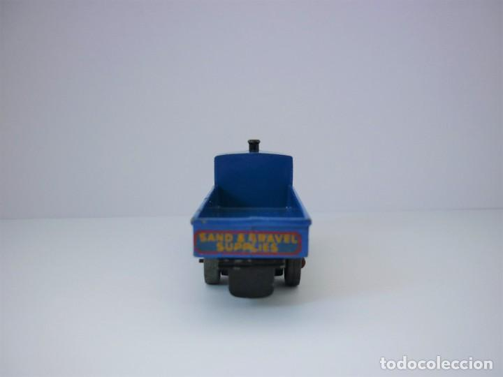 Coches a escala: Moko Matchbox Lesney Yesteryear Nº Y 4 - 1 Sentinel Steam Wagon 1928 Vagon Vapor Sentinel. Año 1956. - Foto 7 - 198326521