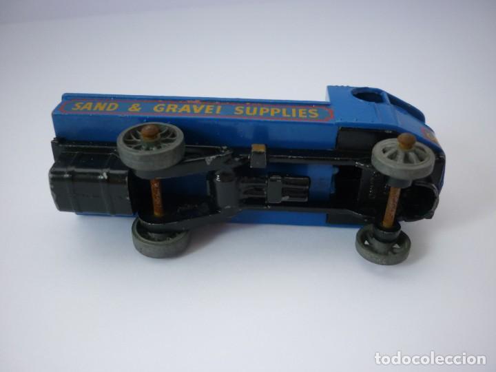 Coches a escala: Moko Matchbox Lesney Yesteryear Nº Y 4 - 1 Sentinel Steam Wagon 1928 Vagon Vapor Sentinel. Año 1956. - Foto 8 - 198326521