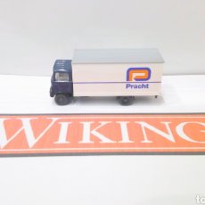 Coches a escala: CAMION WIKING H0 1:87 MERCEDES PRACHT. Lote 198574060