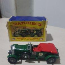 Coches a escala: COCHE MATCHBOX Y-5 (1929) NUEVO. Lote 198859763