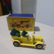 Coches a escala: COCHE MAXCHBOX SPYKER TOURER 1904 NUEVO. Lote 198860063