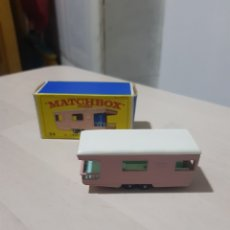 Coches a escala: MAXCHBOX TRAILER CARAVAN NUEVA. Lote 198860188