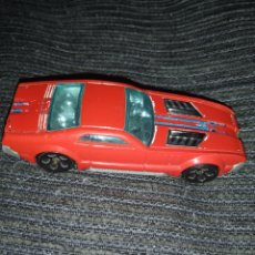 Coches a escala: VINTAGE HOT WHEELS CCM CLUB MUSCLE ROJO MÚSCULO. Lote 199553500
