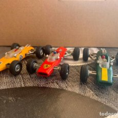 Coches a escala: PENNY TOYS LOTUS CLIMAX FERRARI F1 MADE IN ITALY. Lote 199638471