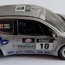 Coches a escala: PEUGEOT 206 WRC 2000. Lote 199773955