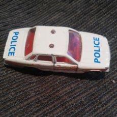 Coches a escala: MAJORETTE JAGUAR POLICE. Lote 199886231