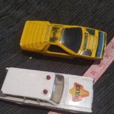 Coches a escala: MATCHBOX SUPER GT, MATCHBOX SERIES. Lote 199889426