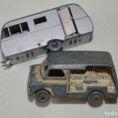 Coches a escala: LOTE DIECAST -- MATCHBOX BY LESNEY -- SERIES NÚMERO 23 Y 29 / MADE IN ENGLAND ¡MIRA FOTOS/DETALLES!. Lote 200163242