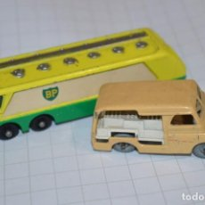 Coches a escala: LOTE DIECAST -- MATCHBOX BY LESNEY -- SERIES NÚMERO 1 Y 29 / MADE IN ENGLAND ¡MIRA FOTOS/DETALLES!. Lote 200168965