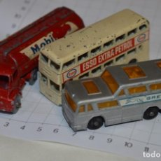 Coches a escala: LOTE DIECAST - MATCHBOX BY LESNEY - SERIES NÚM 8, 66 Y 74 / MADE IN ENGLAND ¡MIRA FOTOS/DETALLES!. Lote 200172128