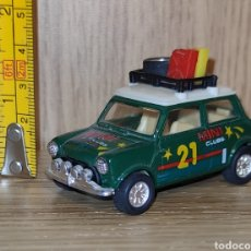 Coches a escala: REPLICA COCHE MINI COOPER CLUBS N°21. KINTOY. Lote 201908613