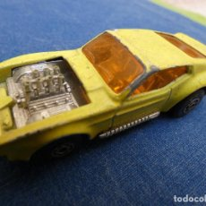 Auto in scala: COCHECITOS ARKANSAS 1980: MATCHBOX 1/64 MATCHBOX SUPERFAST BY LESNEY MUSTANG BOSS 1972. Lote 202713358