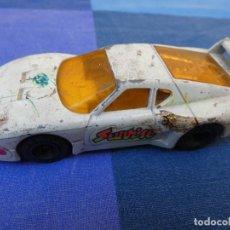 Auto in scala: COCHECITOS ARKANSAS 1980: MATCHBOX SPECIALS FERRARI 512 BERLINETTA 1983. Lote 202808882