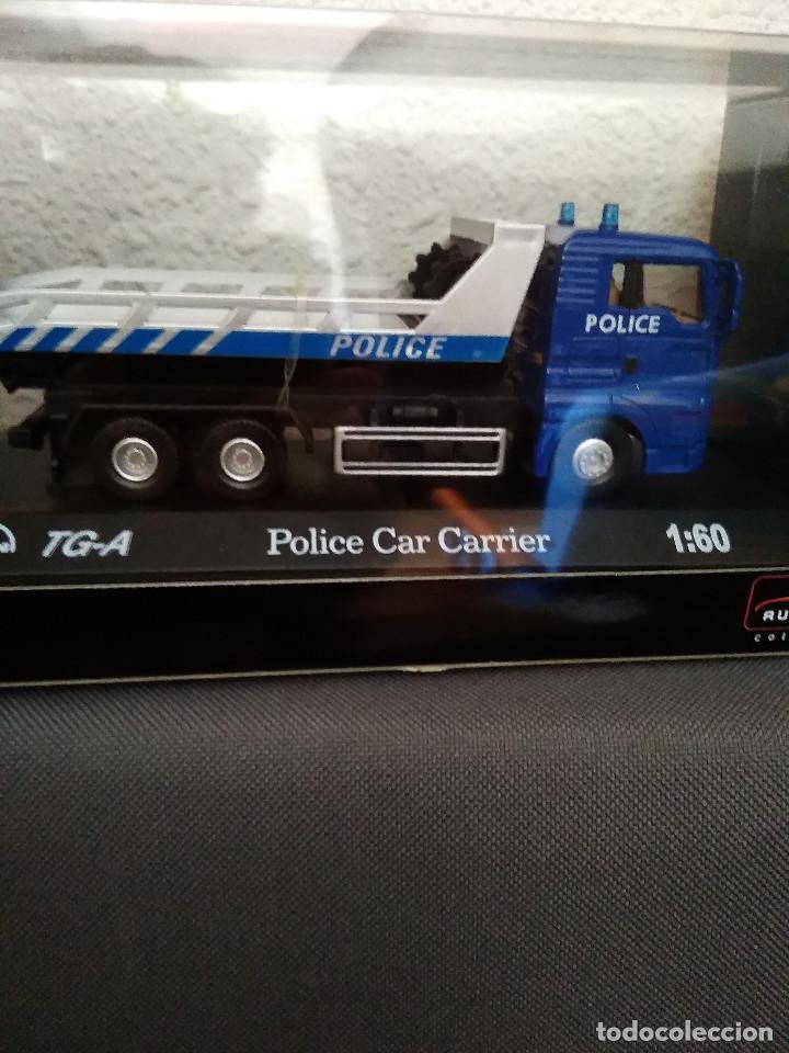 Coches a escala: CAMION POLICIA - Foto 2 - 202991081