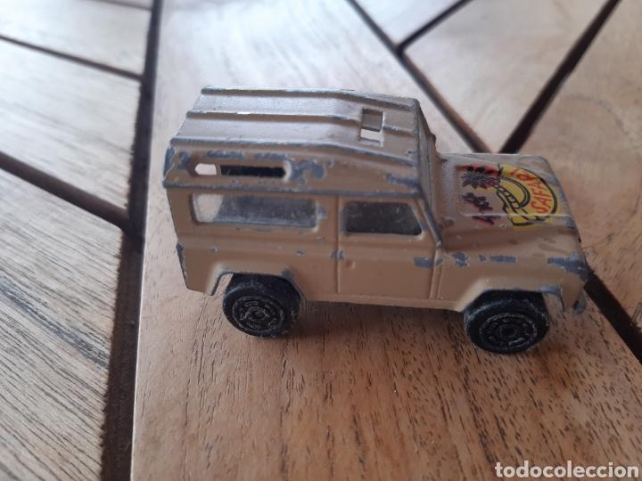 Coches a escala: Coche a escala Todoterreno Land Rover n° 266 - Foto 2 - 203288732