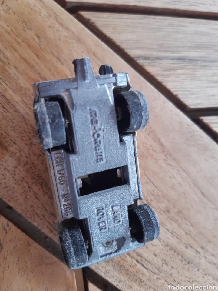 Coches a escala: Coche a escala Todoterreno Land Rover n° 266 - Foto 4 - 203288732
