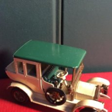 Coches a escala: MATCHBOX - Nº Y 3 - BENZ LIMOUSINE 1910 - YESTERYEAR - LESNEY - (VER FOTOS). Lote 203346220
