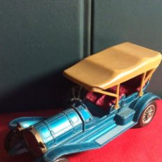 Coches a escala: MATCHBOX - Nº Y 12 - THOMAS FLYABOUT 1909 - YESTERYEAR - LESNEY - (VER FOTOS). Lote 203349182