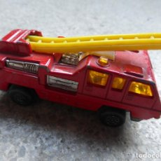 Coches a escala: ANTIGUO CAMIÓN DE BOMBEROS MATCHBOX Nº 22 BLAZE BUSTER AÑO 1975 - LESNEY PRODUCTS - MADE IN ENGLAND. Lote 203570058