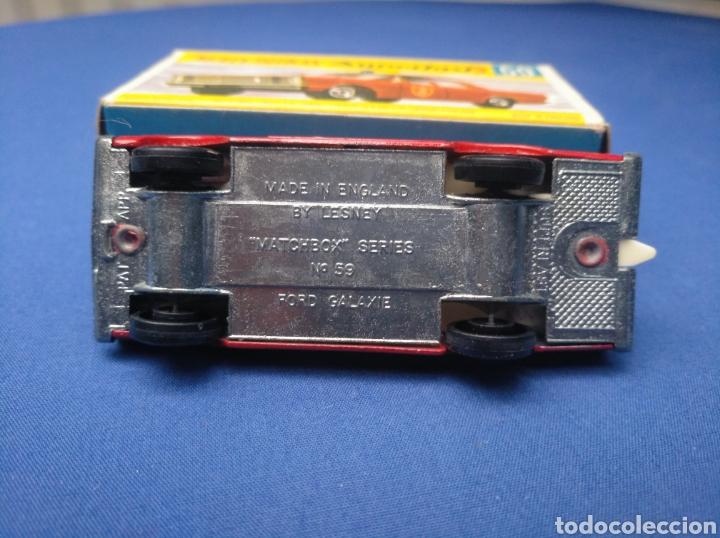 Coches a escala: MATCHBOX SUPERFAST NEW 59, FIRE CHIEF CAR, NUEVO Y EN CAJA, ESCALA 1/64 - Foto 5 - 204128313