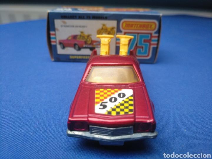 Coches a escala: MATCHBOX SUPERFAST HOLDEN PICK UP , NEW 60 , NUEVO Y EN CAJA, ESCALA 1/64 - Foto 2 - 204134351