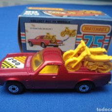 Coches a escala: MATCHBOX SUPERFAST HOLDEN PICK UP , NEW 60 , NUEVO Y EN CAJA, ESCALA 1/64. Lote 204134351