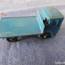 Carros em escala: COCHECITOS ARKANSAS 1980: CAMIONCITO SITE HUT TRUCK BY LESNEY. Lote 204429830