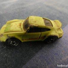 Carros em escala: COCHECITOS ARKANSAS 1980: TAMAÑO MENOR A 1/64 MINUSCULO PORSCHE HOT WHEELS 1974. Lote 204786923