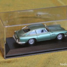 Coches a escala: MINIATURA,COCHE A ESCALA DEL ASTON MARTIN DE JAMES BOND EN GOLDFINGER,SUPERCOHES,NUEVO.. Lote 205131593