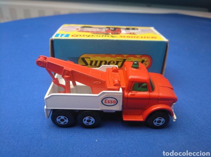 Coches a escala: MATCHBOX SUPERFAST WRECK TRUCK 71, , NUEVO Y EN CAJA, ESCALA 1/64. - Foto 3 - 205133682