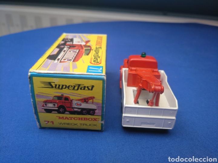 Coches a escala: MATCHBOX SUPERFAST WRECK TRUCK 71, , NUEVO Y EN CAJA, ESCALA 1/64. - Foto 4 - 205133682