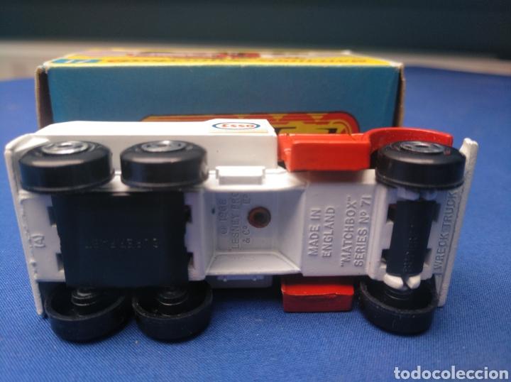 Coches a escala: MATCHBOX SUPERFAST WRECK TRUCK 71, , NUEVO Y EN CAJA, ESCALA 1/64. - Foto 5 - 205133682