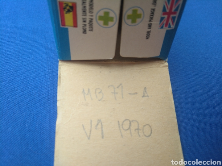 Coches a escala: MATCHBOX SUPERFAST WRECK TRUCK 71, , NUEVO Y EN CAJA, ESCALA 1/64. - Foto 6 - 205133682
