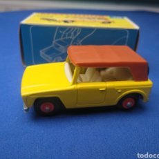 Coches a escala: MATCHBOX SERIES, FIELD CAR (MODELO 2) , NEW 18, NUEVO Y EN CAJA, ESCALA 1/64.. Lote 205134636