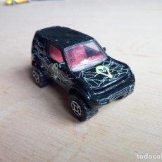 Carros em escala: MITSUBISHI PAJERO - COCHE A ESCALA 1/56 - MAJORETTE REF. 292A. Lote 205367492