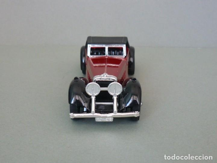 Coches a escala: Matchbox Lesney Yesteryear Nº17 1938 Hispano Suiza. Con su Caja Original. Producido 1973. - Foto 3 - 206363802