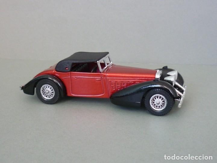 Coches a escala: Matchbox Lesney Yesteryear Nº17 1938 Hispano Suiza. Con su Caja Original. Producido 1973. - Foto 4 - 206363802