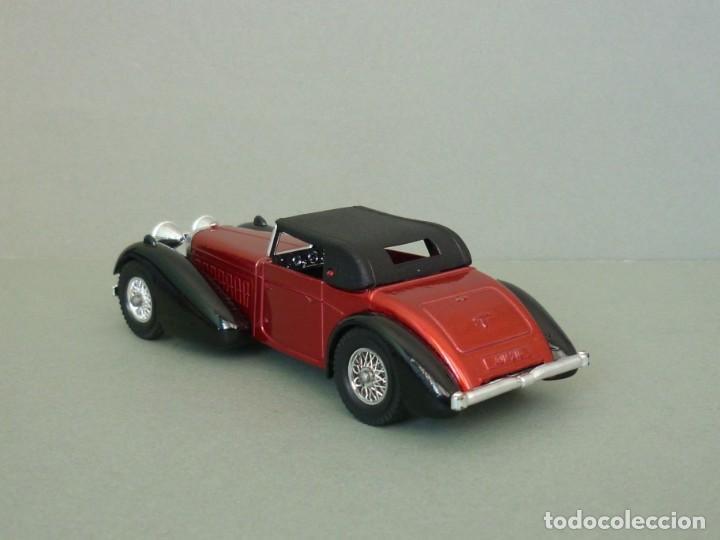 Coches a escala: Matchbox Lesney Yesteryear Nº17 1938 Hispano Suiza. Con su Caja Original. Producido 1973. - Foto 5 - 206363802