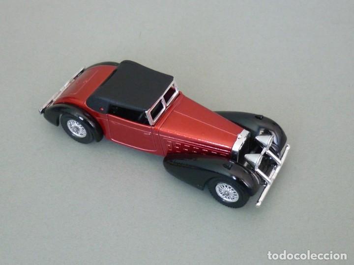 Coches a escala: Matchbox Lesney Yesteryear Nº17 1938 Hispano Suiza. Con su Caja Original. Producido 1973. - Foto 6 - 206363802