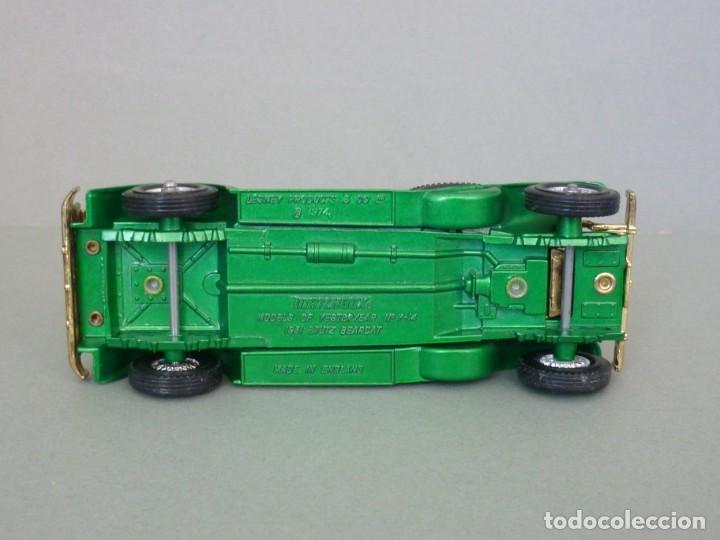 Coches a escala: Matchbox Lesney Yesteryear NºY14-3, 1931 Stutz Bearcat. Con su Caja Original. Producido 1974. - Foto 8 - 206367566