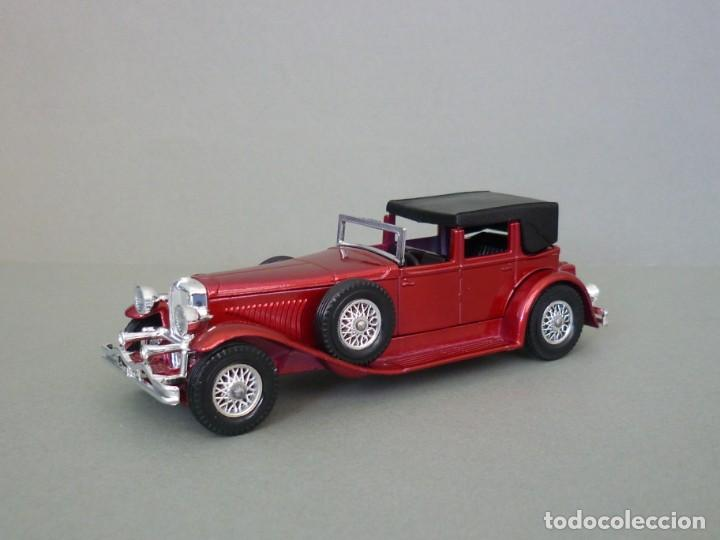Coches a escala: Matchbox Lesney Yesteryear NºY4-4, 1930 Model J Duesenberg. Con su Caja Original. Producido en 1975. - Foto 3 - 206428211