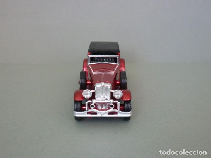 Coches a escala: Matchbox Lesney Yesteryear NºY4-4, 1930 Model J Duesenberg. Con su Caja Original. Producido en 1975. - Foto 4 - 206428211