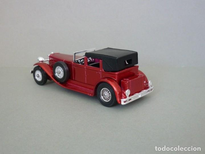 Coches a escala: Matchbox Lesney Yesteryear NºY4-4, 1930 Model J Duesenberg. Con su Caja Original. Producido en 1975. - Foto 6 - 206428211