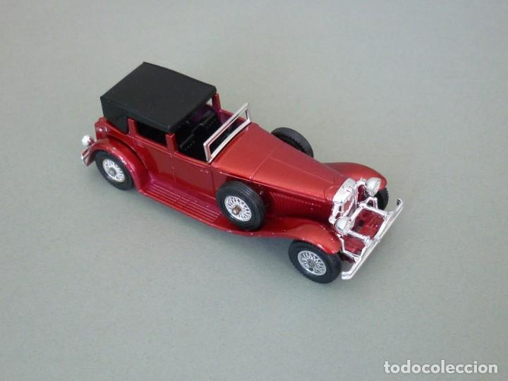 Coches a escala: Matchbox Lesney Yesteryear NºY4-4, 1930 Model J Duesenberg. Con su Caja Original. Producido en 1975. - Foto 7 - 206428211